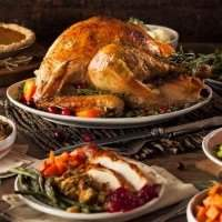 Thanksgiving again ! - Vendredi 9 novembre 2018 09:00-13:00