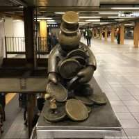 Visite en Anglais . Art in the Subway - Lundi 11 février 2019 10:00-13:00