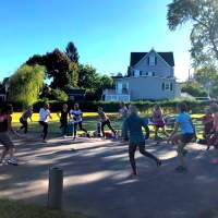 Club Fitness Outdoor - Lundi 2 décembre 2019 08:45-09:30