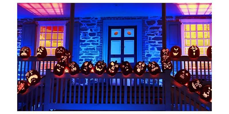 Halloween in Sleepy Hollow Country !