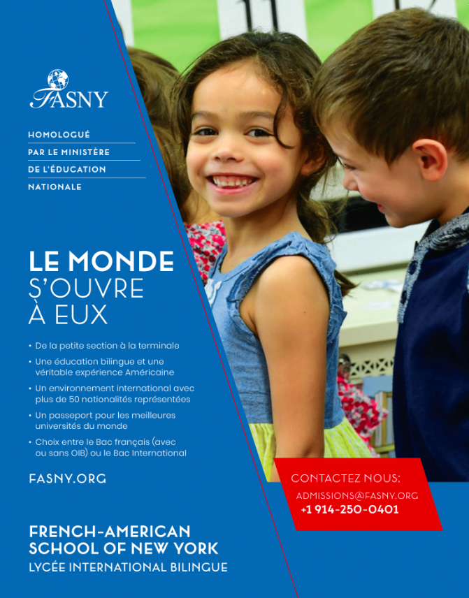 French American School of New York
